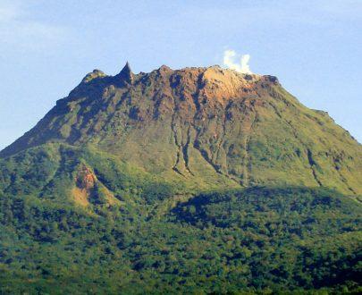 Randonnée à la Soufrière Guadeloupe