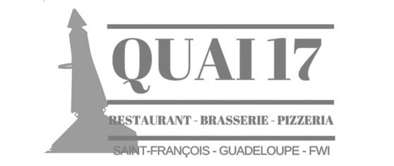 restaurant quai 17 saint francois